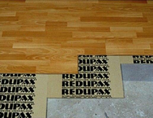 Redupax ondervloer db laminaat appartementen m mm kopen