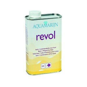Aquamarijn Revol onderhoudsolie Naturel 1 L (Vervangen door ROYL Onderhoudsolie 1L #9090)