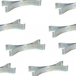 Parketveren 50 stuks (12,14,16,18,20mm)