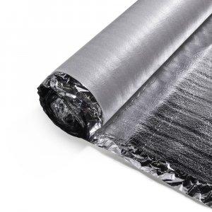 Alufoam / Aluplus/ Alupete / Isofoam ondervloer 15 m2, Met Overlap