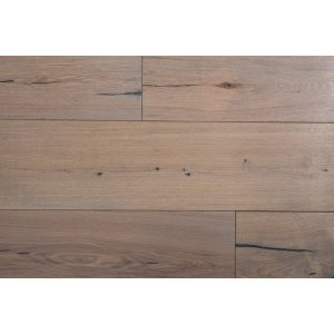 Eiken houten vloer - RAW Genesis Care