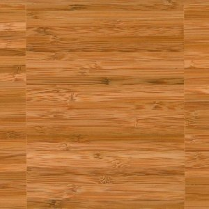 Bamboe Caramel Side Pressed hoogkant, 140x280x10mm