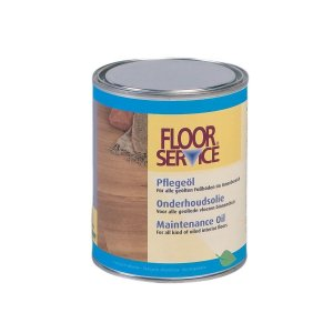 Floorservice Color Onderhoudsolie wit 1L