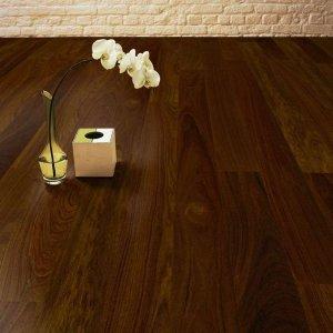 Ipe Multiplank vloerdelen 18cm, Select, 4mm toplaag