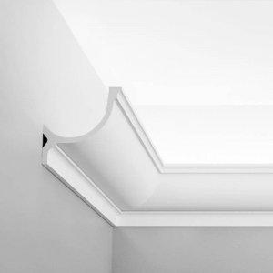 Orac Kroonlijst indirecte verlichting Flexibel Luxxus C902F