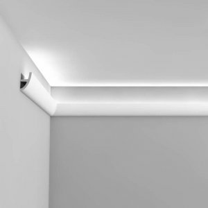 Orac Kroonlijst indirecte verlichting Flexibel Ulf Moritz C373F