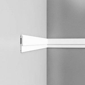 Orac Wandlijst Flexibel Luxxus P9900F