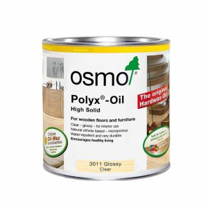 OSMO 3011 Hardwaxolie Kleurloos Glans