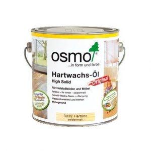 OSMO 3032 Hardwax Olie Kleurloos, Zijdemat