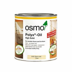 OSMO 3065 Hardwaxolie Kleurloos Semi Mat