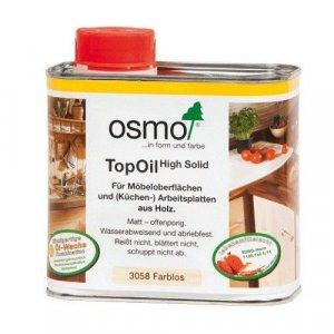 OSMO TopOil Aanrechtblad olie, 0.5L
