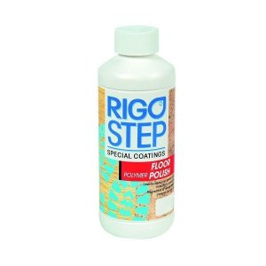 RigoStep Floor Polish Satin/Satijn 1 Liter