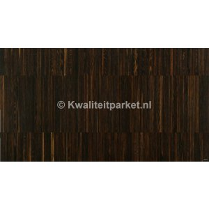 Wenge hoogkant mozaiek, Industrie, 22mm
