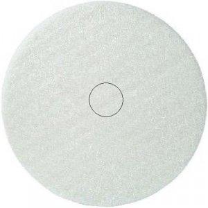 Vloerpad Wit 16 inch (406 mm) dik 5 stuks