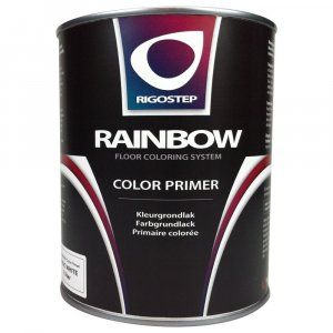 Rigostep Rainbow Color Primer RM Black