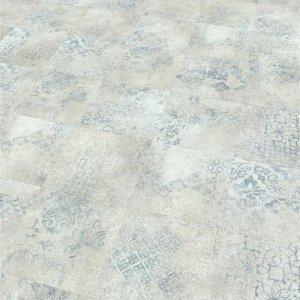 EXPONA Domestic Pure 5869 Blue Stencil Concrete