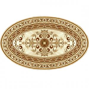 Elite Parquet Medallion ART-1389-2 1135x1800mm