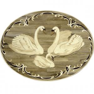 Elite Parquet Medallion ART-1446 900x1200mm