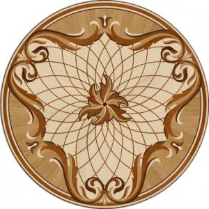 Elite Parquet Medallion ART-1473 Diameter 1200mm