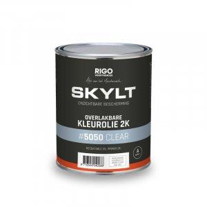 Rigostep Skylt Overlakbare 2K Kleurolie 1L