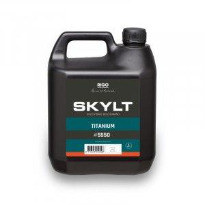 RigoStep Skylt Titanium 4L 2k PU-lak (Natural look)