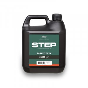 RigoStep Step Parketlak 1K 6650 Mat 4L