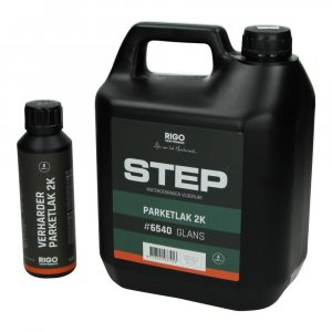 RigoStep STEP 2K-Parketlak 6540 Glans 4L