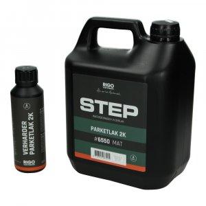 RigoStep STEP 2K-Parketlak 6550 Mat 4L