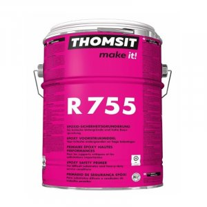 Thomsit R755 2K Epoxy-vochtscherm