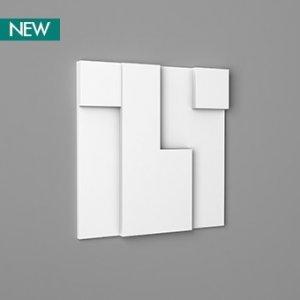 Orac 3D Wandpaneel W102 Cubi