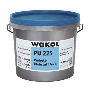 Wakol 2K lijm PU-225 6,75 kg, Licht Beige