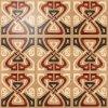 Elite Parquet Houten Designtegel Afrikaanse knoop