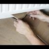 Easylox houten vloer plaatsen