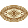 Elite Parquet Medallion ART-1389-2 1135x1800mm