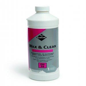 Lecol OH32 Wax & Clean 1L