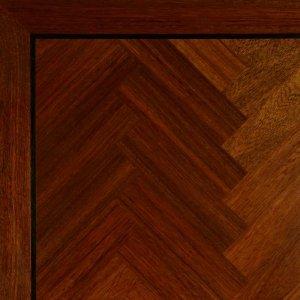 Basralocus Visgraat vloer inclusief montage