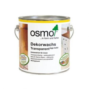 OSMO 3111 Decorwas TR Wit 0,75L
