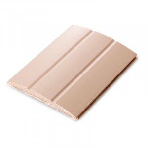 Dilatatieprofiel Eiken wit olie 38 mm alu, 2.70m