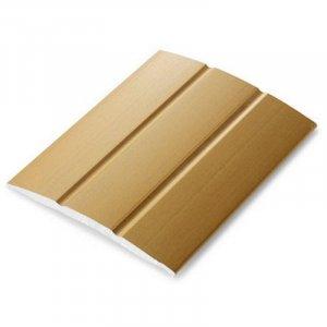 Dilatatieprofiel Goud 30 mm alu zelfklevend, 2.70m