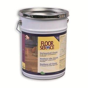 Floorservice Color Hardwax-olie Classic Polar 101 5L