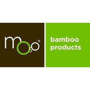 Moso Bamboe plint Naturel bs-h200-L 15x50x2000mm