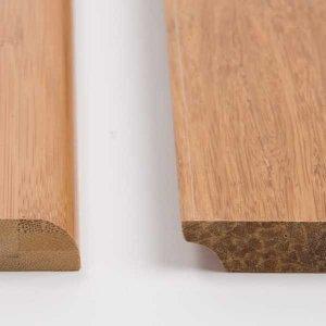 Moso Bamboe plint Caramel bs-h350 15x50x2000mm
