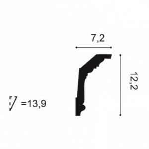 Orac Kroonlijst Luxxus Flexibel C304F