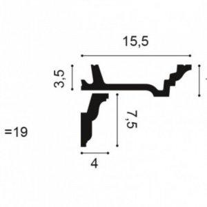 Orac Kroonlijsten Set C305 + C212