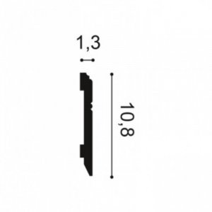 Orac Plint Flexibel Luxxus SX105F
