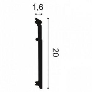 Orac Plint Luxxus SX156