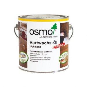 OSMO 3074 Graffit 0,75L Hardwax Olie Farbig