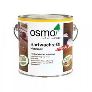 OSMO 3092 Goud 0,75L Hardwax Olie Farbig