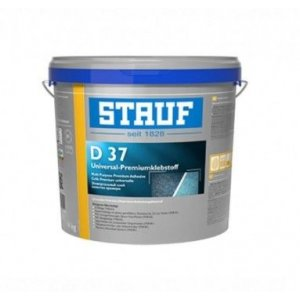Stauf D37 PVC (contact)lijm 14 kg