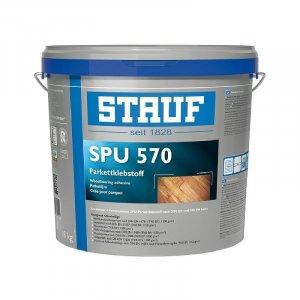 Stauf SPU-570 parketlijm (weekmakervrij) 18 kg, Licht Beige